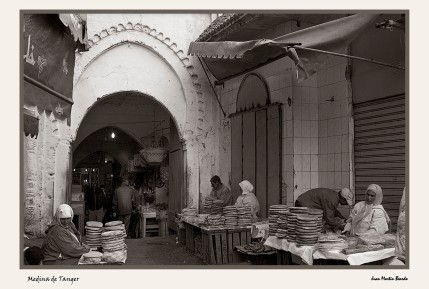Medina de Tánger. Juan M. Beardo