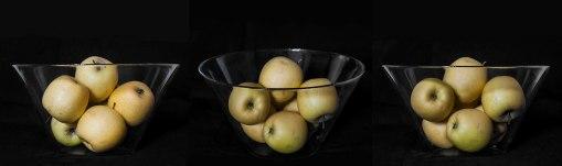 Manzanas. Rafael Sánchez