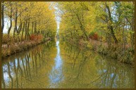 Octubre en el Canal de Castilla - Juan M. Beardo