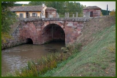Inicio del Canal (Alar del Rey)