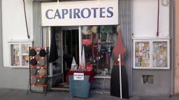 Capirotes. Rafael Sánchez