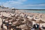 Playa castiza. J. M. Beardo