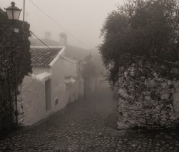 Niebla, lluvia y frío II. Juan M. Beardo
