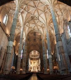 Monasterio de los Jerónimos(int) - R.Sánchez