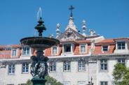 Plaza del Rossio - R.Sánchez