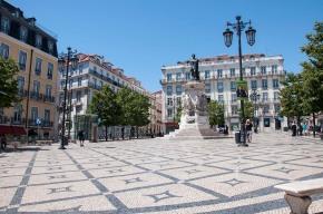 Plaza Luis de Camoes - R.Sánchez