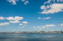 Vista de Lisboa desde el puente Vasco de Gama - R.Sánchez
