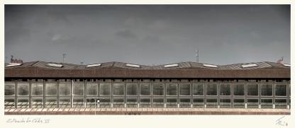 Estación de Cádiz. Paco Rocha