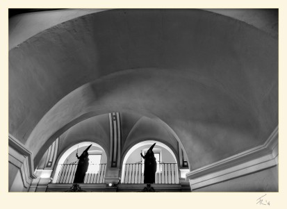 Sombras Cuaresmales. Paco Rocha