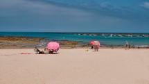 Playa temprana. Juan M. Beardo