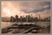 Otoño desde el Puente de Brooklyn. Juan M. Beardo