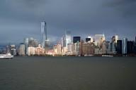 Luz de Otoño sobre el Skyline ( New York) - Juan M. Beardo