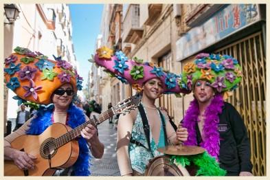 Carnaval de Cádiz. Juan M. Beardo