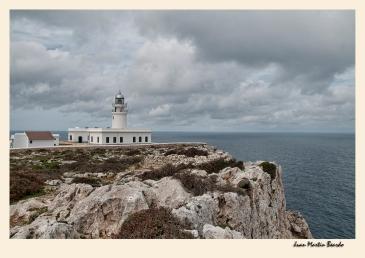 Faro de Cavallería- Menorca. Juan M. Beardo