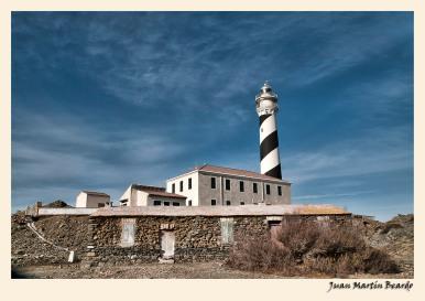 Faro de Favaritx 1- Menorca. Juan M. Beardo