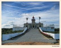 Faro de Punta da Piedade (Lagos). Juan M. Beardo