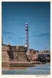 Faro de San Sebastian 2- Cádiz. Juan M. Beardo