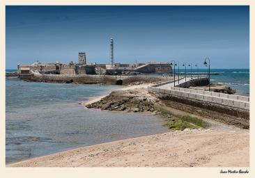 Faro de San Sebastian 3 - Cádiz. Juan M. Beardo