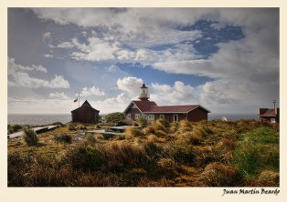 Faro del Cabo de Hornos-Patagonia. Juan M. Beardo