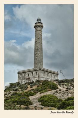 Faro del Cabo de Palos. Juan M. Beardo