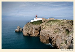 Faro del Cabo San Vicente-Portugal. Juan M. Beardo