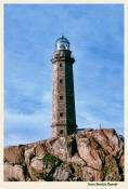 Faro del Cabo Vilan- Costa da Morte. Juan M. Beardo