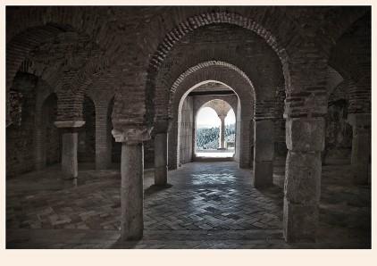 Mezquita de Almonaster la Real - Paco Rocha