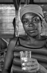Retratos de Africa. Joaquín Rivas