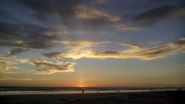 Playa de Cortadura (Cádiz) - Paco Rocha