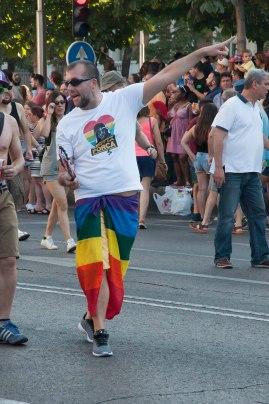 Orgullo Gay - Rafael Sánchez