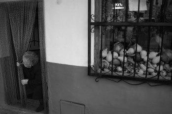 calabazas. Rafael Sánchez