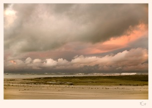 Nubes de otoño. Paco Rocha