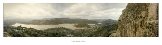Guadarranque desde Castellar (Cádiz) - Paco Rocha