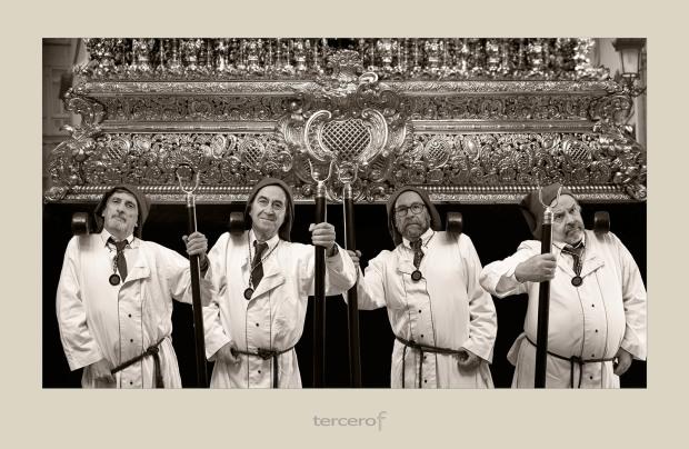Semana santa terceroefe cargadores cadiz manigueta horquilla levantá