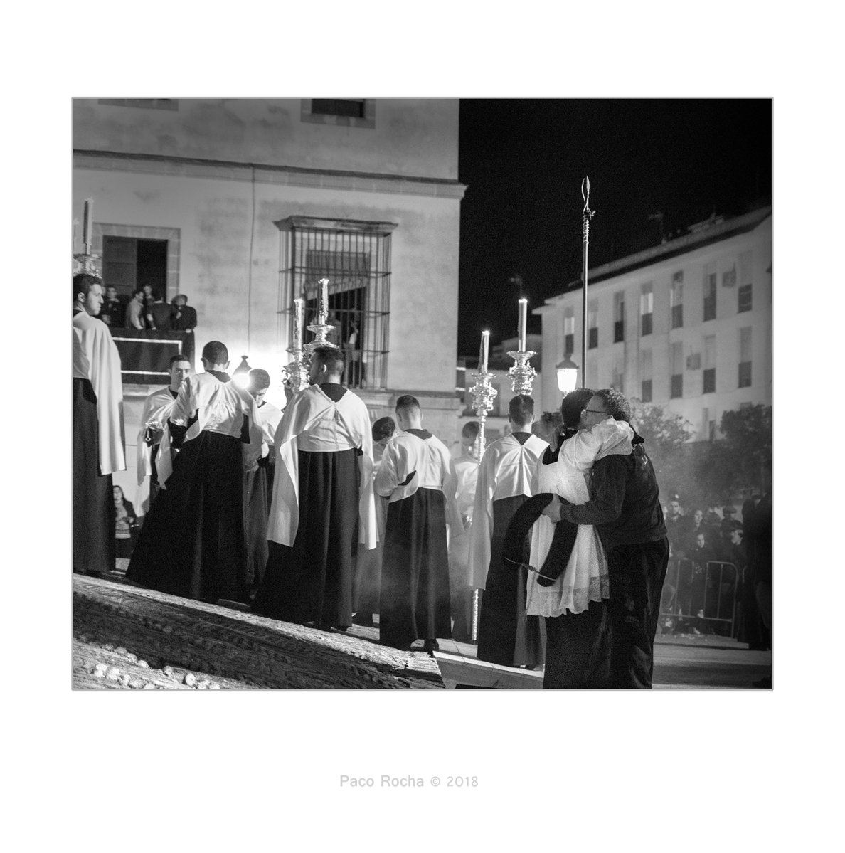 semana santa jerez paco rocha tercero efe terceroefe penitentes pasos cristos virgen