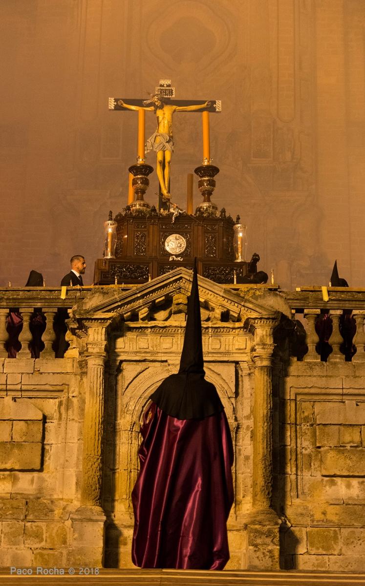 semana santa jerez paco rocha tercero efe terceroefe penitentes pasos cristos virgen cristo viga