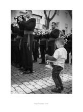semana santa jerez paco rocha tercero efe terceroefe penitentes pasos cristos virgen tambor niño