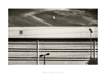 luna paco rocha tercero efe blanco negro b&w photo art