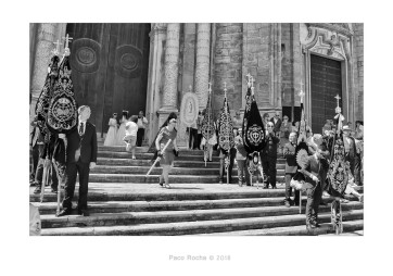 corpus christi paco rocha tercero efe cadiz fotografia blanco negro cadiz