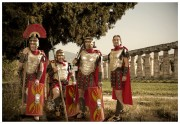 romanos beardo rocha sanchez perez tercero efe terceroefe semana santa coraza centurion paestum