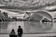 Ciudad de las Artes y las Ciencias, Valencia. Juan M. Beardo